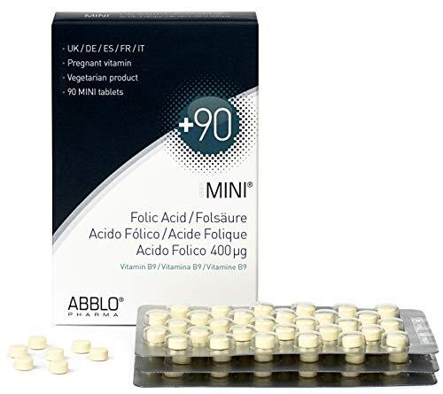 ABBLO MINI Acido Folico 400µg (Folic Acid)