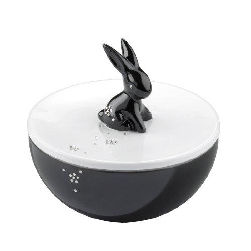 Goebel 66-874/12 Porzellan Dekoration Glamorous Bunny - Porzellandose