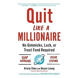 Quit Like a Millionaire audiobook cover art