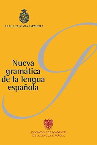 Nueva Gramática De La Lengua Española Pack Fonética Y Fonología Morfología Sintaxis Spanish Edition Ebook Española Real Academia Real Academia Española Kindle Store