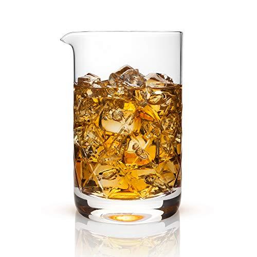 Viski Professional Stemmed Mixing Glass, 6432