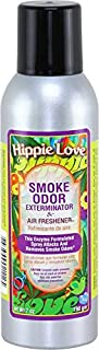 Smoke Odor Exterminator 7oz Large Spray, Hippie Love