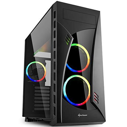 Sedatech PC Gaming Watercooling Intel i9-9900KF 8X 3.6Ghz, Geforce RTX 2080Ti 11Gb, 64 GB RAM DDR4, 2Tb SSD NVMe 970 EVO, 3Tb HDD, USB 3.1, WiFi, Bluetooth. Ordenador de sobremesa, sin OS