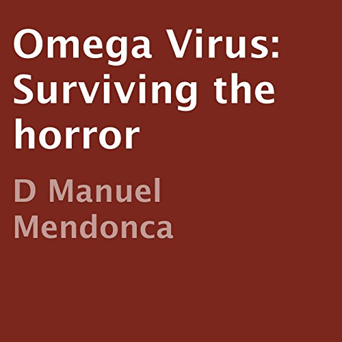 Omega Virus audiobook cover art