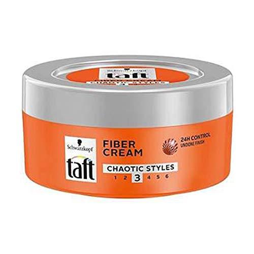 Mouette Taft Fiber Crème – chaotic Styles – Lot Pack (1 x 150 ml)