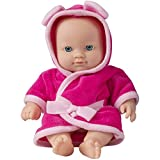 Wowow Toys & Games Baby-Puppe zum Baden, ideal für Kinderwagen, Buggys, Rollenspiel, für Kinder, Jungen und Mädchen