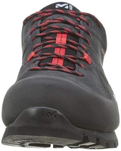 Millet Trident Guide GTX, Zapatos de Low Rise Senderismo Hombre, Negro (Tarmac 4003), 42 EU