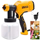 Homdum Electric HVLP Paint spray gun 450W -Ingco Portable Painting/Spraying Machine -Fast Air...