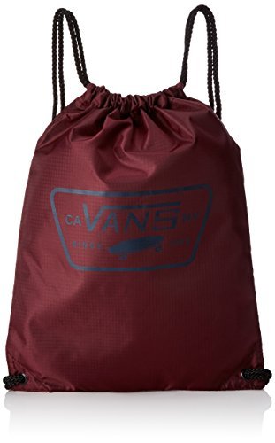 Vans League Bench Bag Mochila Tipo Casual, 44 cm, 12 Liters, Rojo (Port Royale/Dress Blues)