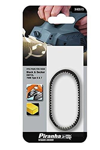 Black+Decker X40515-XJ - Correa para cepillo eléctrico.