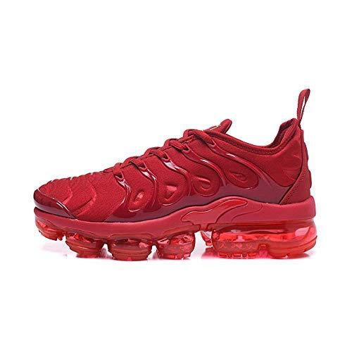 Damen Athletic Plus Ultra Tn Mesh Cross-Trainer Sneakers Atmungsaktiv Laufschuhe Sportschuhe, Rot - rot - Größe: 39 EU thumbnail