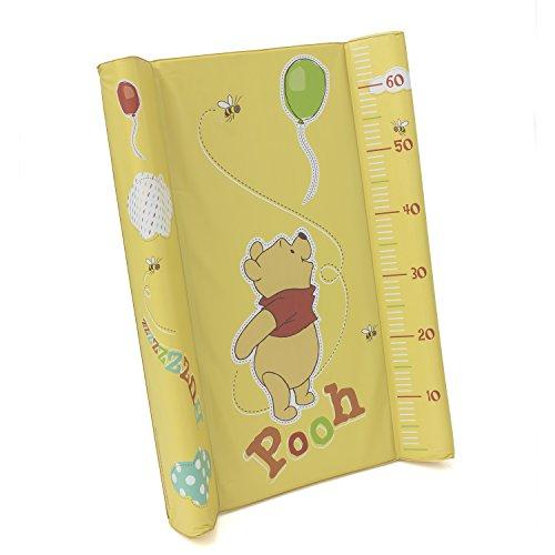 OKT – à langer avec base rigide Motif Winnie l'ourson, jaune