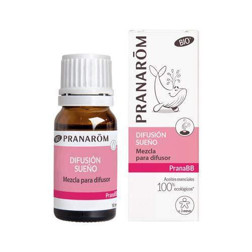 humidificador aceites esenciales bebe