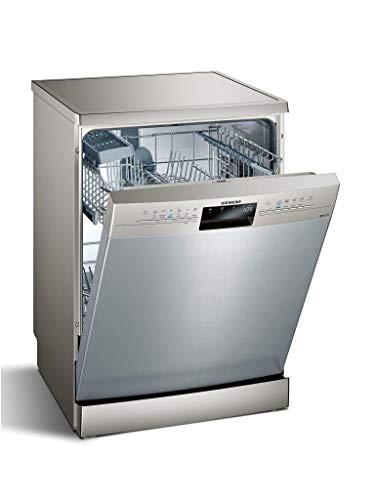 Siemens iQ300 SN236I01IE lavavajilla Independiente 13 cubiertos A+++ - Lavavajillas (Independiente, Tamaño completo (60 cm), Acero inoxidable, Acero inoxidable, 1,75 m, 1,65 m)