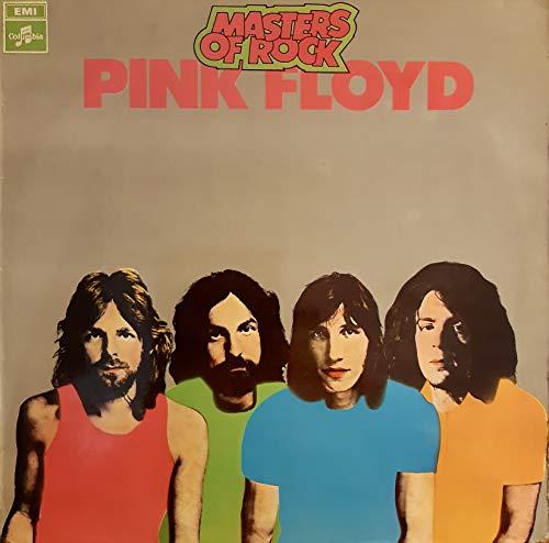 MASTERS OF ROCK VOL 1 VINYL LP PINK FLOYD IMPORT