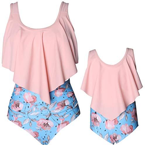 XmasPJS Women's High Waisted Bikini Swimsuit Two Piece...