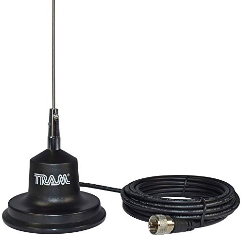 CB Antenna 4' Magnet Kit w/RG-58 Coax & Rubber Boot