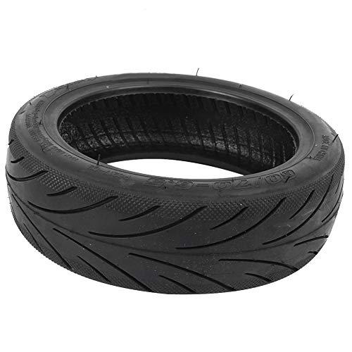Neumático exterior de vacío de goma Accesorio de repuesto de neumático negro para piezas Ninebot Scooter MAX-G30