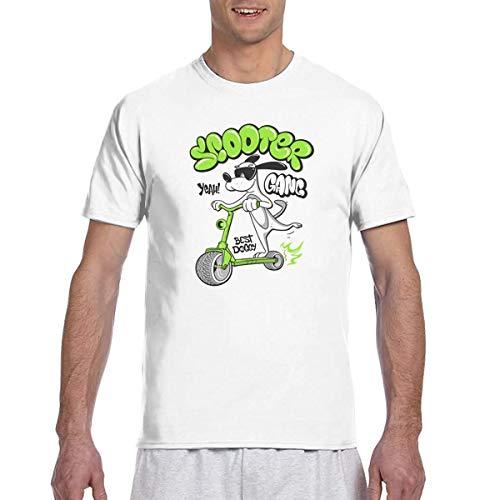 Dream Writing and Rainbow Painting - Camiseta para hombre con estampado en 3D, para uso diario, diseño con texto en inglés 'Girlsdream', color negro