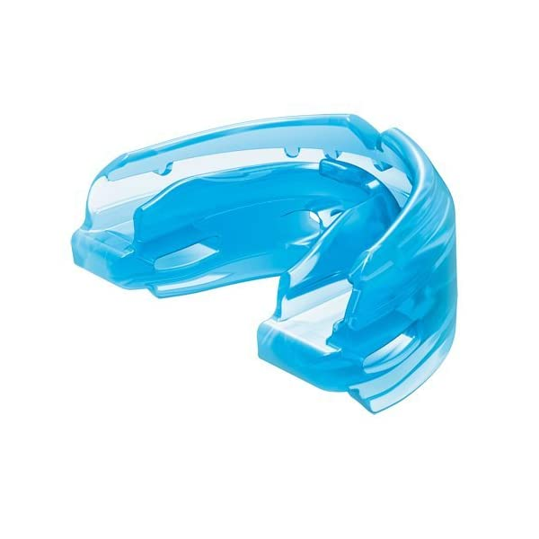 Shock Doctor Double Braces Mouth Guard. Upper and Lower Teeth Protection. Mouthguard...