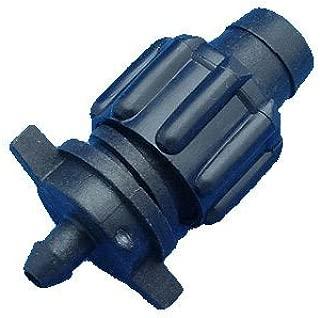 JAIN Irrigation Loc-Sleeve x ¼ Barb Drip Tape Adaptor (Bag of 10)