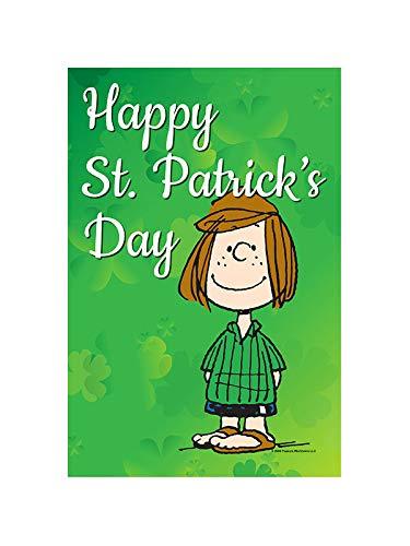Time Boston Mall sale Flagology.com PEANUTS® Patty Happy Day St. Patrick's