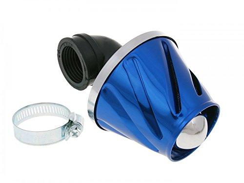 Filtre à air Puissance Helix 28–35 mm Bleu
