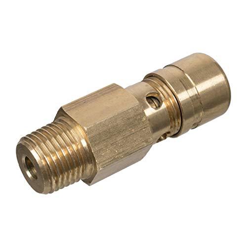 febi bilstein 107491 107491-Válvula de sobrepresión para compresor de Aire (1 Unidad)