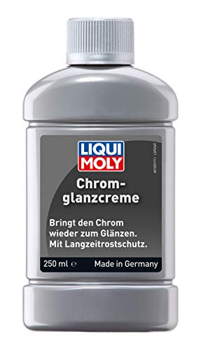 Liqui Moly 1529 Chrom-Glanz-Creme, 250 ml