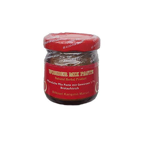 ❤️❤️❤️ 43gr Bitkisel Karisimli Kuvvet Macun Pflanzliche Natural Kraft Paste !! AKTIONSPREIS !! Aphrodisiac Herbal Mix besser als Themra - Haltbarkeit bis 2022 - HALAL PRODUCT