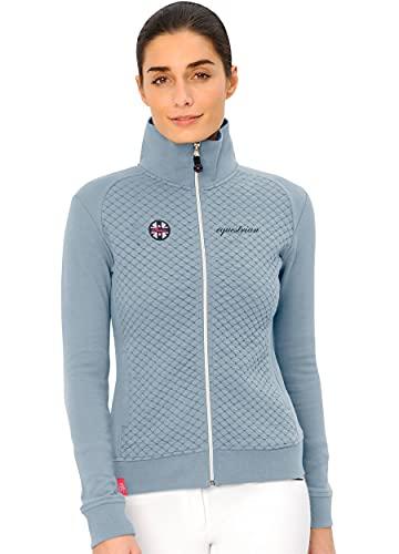 SPOOKS Lotte Sweat Jacket - DE (Farbe: Dusty Blue; Größe: S)