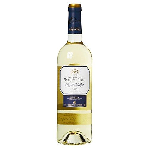 Marques De Riscal Verdejo - Vino Blanco Botella 0.75 L D.O. Rueda