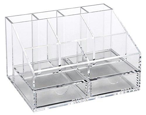 Osco AD02 - Organizador de escritorio con dos cajones