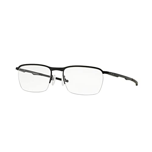 63d7548ee5 Oakley Conductor 0.5 OX3187-0151 Eyeglasses Satin Black 51