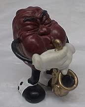 Vintage Pvc Figure : California Raisins Saxophone
