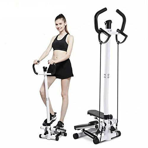 YHSPORT Fuß Stepper Mit Zugseil Mini Stepper Übung Training Fitness Treppe Schritte Pedal Fitness Fett Verlieren