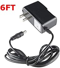 6FT Extra Long Android TV Box AC Power Adapter DC 5V 2A/2000mah 5.5mm Tip Wall Charger Adaptor Cable Cord Plug FITS ONLY G-Box Q MXIII MXQ M8 Mini M8S II M8S+ T95X T95N T95M T95Z T95 H96 Pro Plus