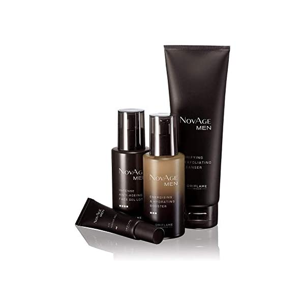 NovAge Men Set For engineered specifically for male skin to fight signs of ageing and tiredness. Skin is left feeling energised, fresher, smoother and younger looking.
