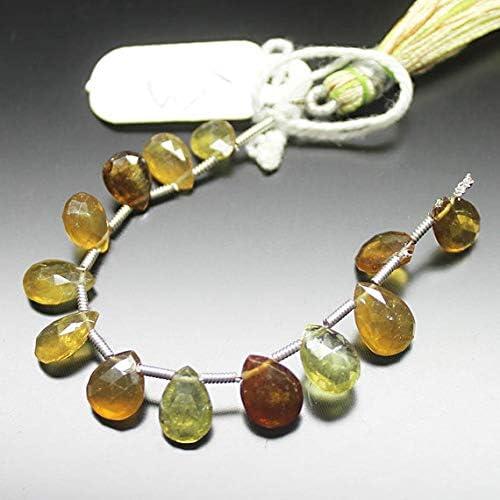 GEMS-WORLD Beads Gemstone Low price Multi Checker Grossular Garnet Faceted 70% OFF Outlet