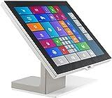 Aures Yuno, J1900 PCAP, White, POSR7 128GB SSD, 4GB, fanless, ART-03254-WH-POSR7 (128GB SSD, 4GB, fanless incl. P-Capacitive Multi-Touch, Windows POSReady 7)