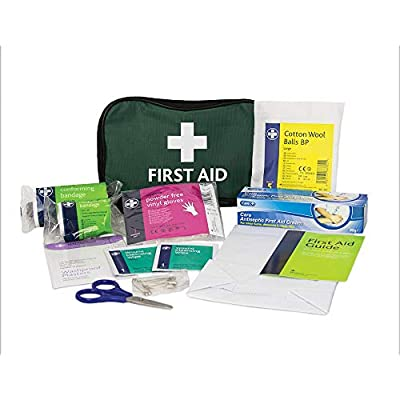 Reliance REL416 Handy Travel Kit, Travel Pouch from Reliance Medical