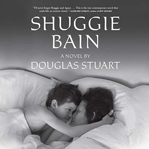 『Shuggie Bain』のカバーアート