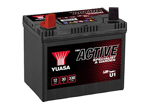 petit un compact YUASA – Tondeuse à gazon sans fil YUASA U1-9