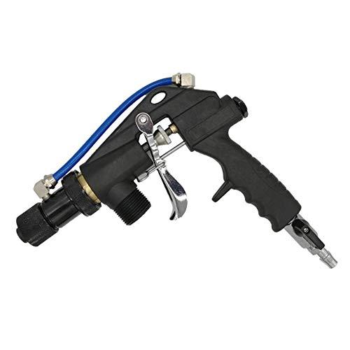 FEEE-ZC Pistola de Chorro de Arena con Aire, Pistola de Chorro de Arena Industrial de Material de Nylon de la máquina de pulverización de mortero