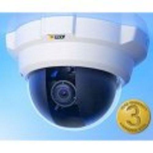 Axis 216MFD-V US cámara Web 1,3 MP 1280 x 1024 Pixeles Blanco - Webcam (1,3 MP, 1280 x 1024 Pixeles, 30 pps, 2,8-10 mm, 2 LX, Blanco)