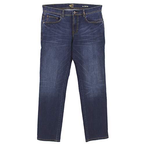 Camel Active, Houston, Herren Herren Jeans Hose Light Color Denim Stretch Midblue W 36 L 34 [23188]