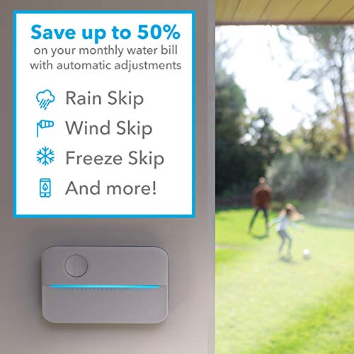 Spice up your garden! The best smart irrigation controller 2