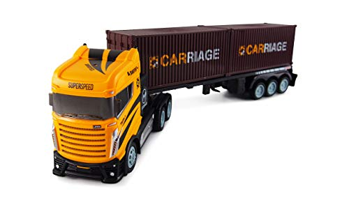 Amewi mit Zwei Containern, 2WD 1:16 2,4GHz RTR 450mm, 22495