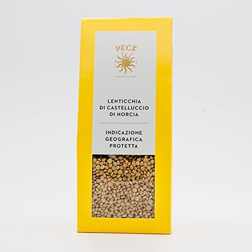 Peck Lenticchie di Castelluccio di Norcia IGP, Gustose e Versatili, 500 g
