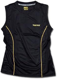 Clack (クラック) タンクトップ ノースリーブ Tシャツ スポーツウェア 吸汗速乾 ハニカムメッシュ 夏 メンズ